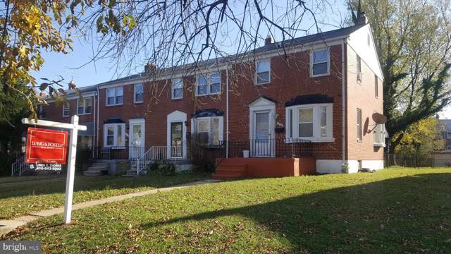 1253 Gittings Avenue, BALTIMORE, MD 21239 (#MDBA490754) :: The MD Home Team