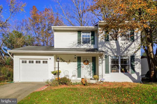 9221 Crazyquilt Court, COLUMBIA, MD 21045 (#MDHW272398) :: The Gus Anthony Team
