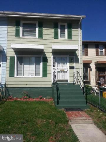 80 Daimler Drive #93, CAPITOL HEIGHTS, MD 20743 (#MDPG549982) :: AJ Team Realty