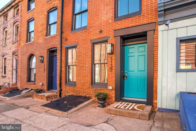 1139 Hollins Street, BALTIMORE, MD 21223 (#MDBA490774) :: Dart Homes