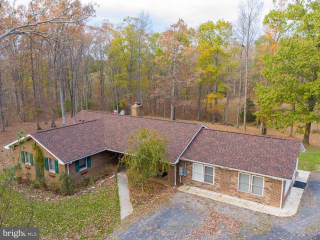 168 Forest Manors Drive, FRONT ROYAL, VA 22630 (#VAWR138602) :: AJ Team Realty