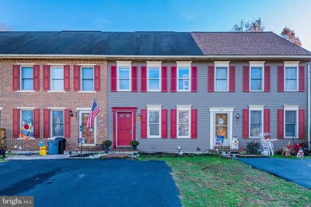 444 Hillside Avenue, ELIZABETHTOWN, PA 17022 (#PALA143120) :: The Joy Daniels Real Estate Group
