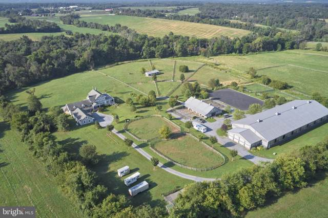 16021 Partnership Road, POOLESVILLE, MD 20837 (#MDMC686264) :: The Sky Group