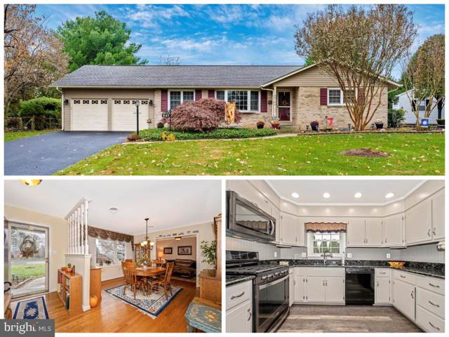 247 Wyngate Drive, FREDERICK, MD 21701 (#MDFR256170) :: The Putnam Group