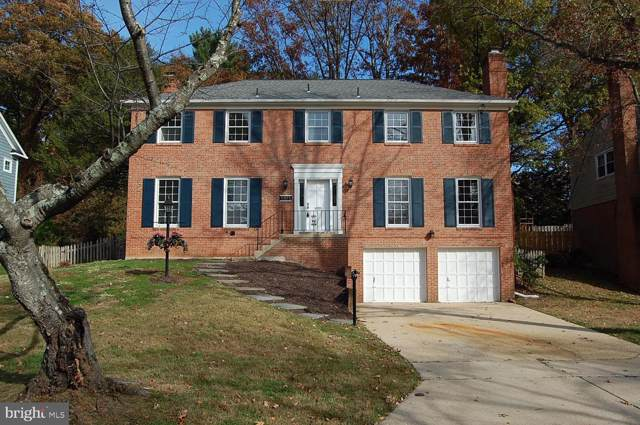11815 Hitching Post Lane, ROCKVILLE, MD 20852 (#MDMC686286) :: The Maryland Group of Long & Foster