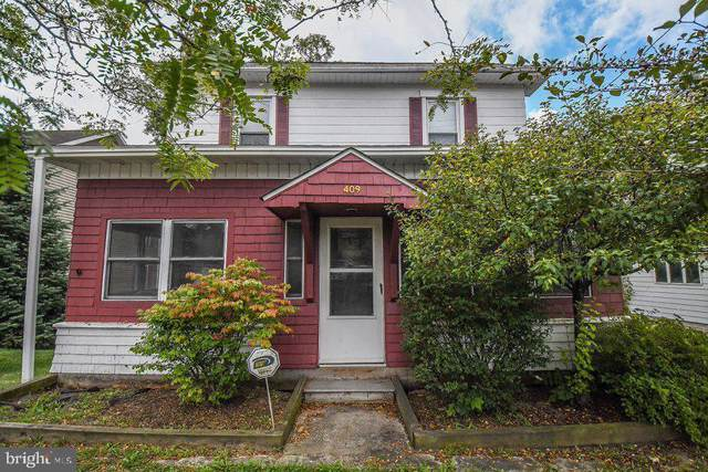 409 E Oak Street, OAKLAND, MD 21550 (#MDGA131682) :: AJ Team Realty