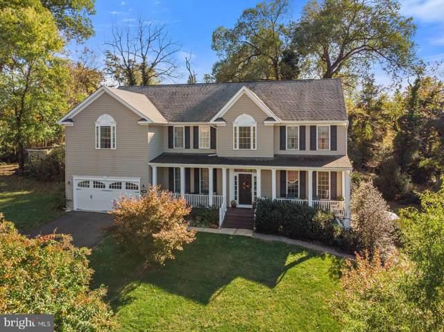 100 Liberty Street, WARRENTON, VA 20186 (#VAFQ163034) :: Jacobs & Co. Real Estate