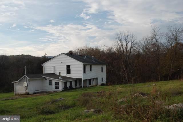 157 Buck Mountain, BENTONVILLE, VA 22610 (#VAWR138604) :: AJ Team Realty