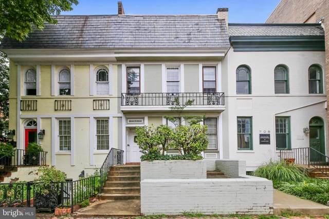707 Prince Street, ALEXANDRIA, VA 22314 (#VAAX241316) :: Tom & Cindy and Associates