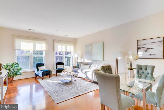 1425 11TH Street NW #401, WASHINGTON, DC 20001 (#DCDC449408) :: Crossman & Co. Real Estate