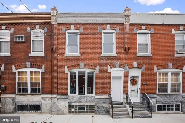 2541 S Mole Street, PHILADELPHIA, PA 19145 (#PAPH848610) :: Keller Williams Realty - Matt Fetick Team