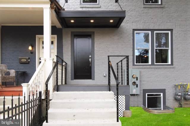 1709 Independence Avenue SE A, WASHINGTON, DC 20003 (#DCDC449420) :: Eng Garcia Grant & Co.
