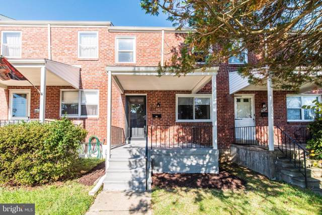 1812 Swansea Road, BALTIMORE, MD 21239 (#MDBA490868) :: The Dailey Group
