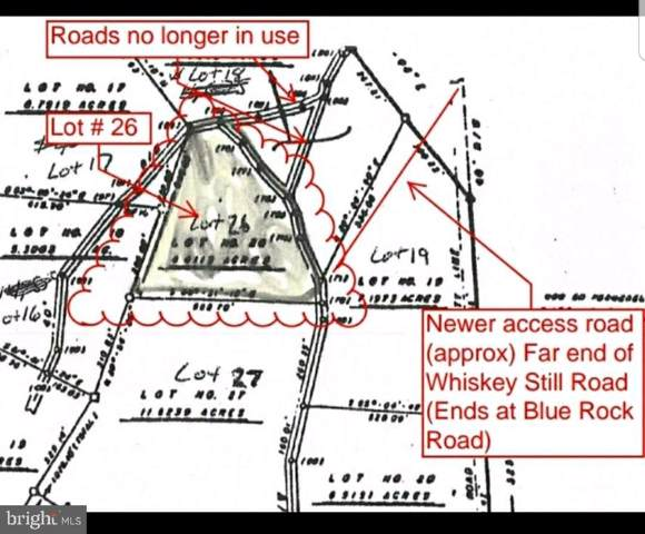 Rear Wv Rt 13, BERKELEY SPRINGS, WV 25411 (#WVMO116232) :: Gail Nyman Group
