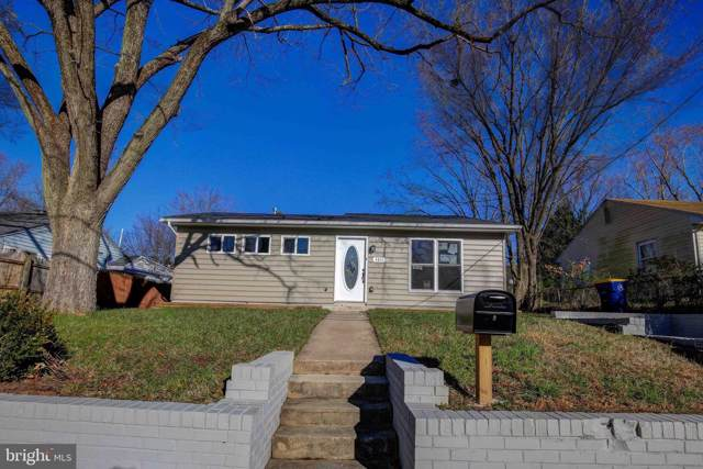 4811 66TH Place, HYATTSVILLE, MD 20784 (#MDPG550090) :: Great Falls Great Homes