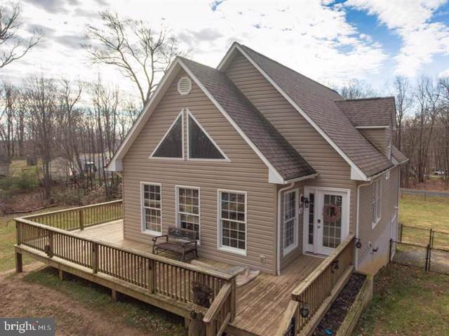 167 Falcon Trail, WINCHESTER, VA 22602 (#VAFV154152) :: AJ Team Realty