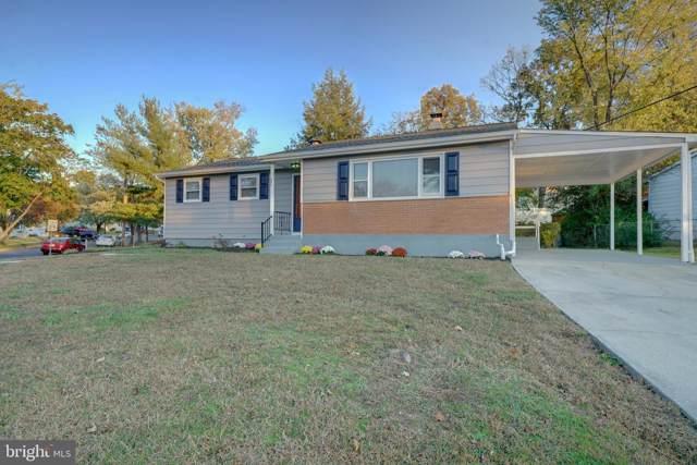 231 Federalsburg S, LAUREL, MD 20724 (#MDAA418352) :: Great Falls Great Homes