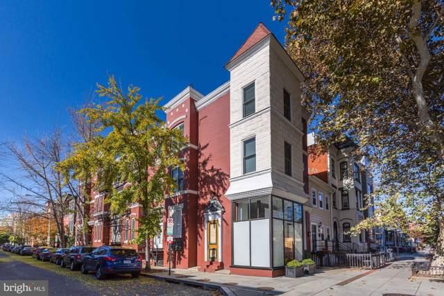 1801 Swann Street NW #101, WASHINGTON, DC 20009 (#DCDC449450) :: Viva the Life Properties