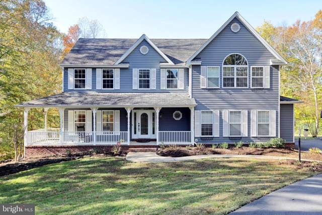 1900 Covered Trail Lane, HUNTINGTOWN, MD 20639 (#MDCA173226) :: Gail Nyman Group