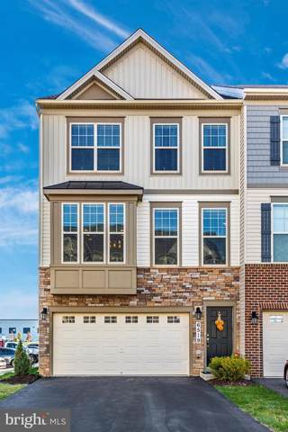 6519 Newton Drive, FREDERICK, MD 21703 (#MDFR256214) :: Scott Kompa Group