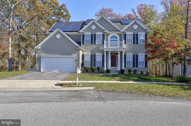 7999 High Oak Road, GLEN BURNIE, MD 21060 (#MDAA418364) :: The Miller Team