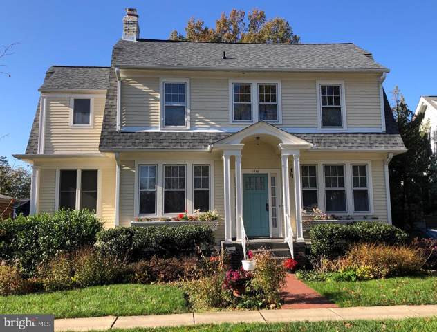 1716 N Danville Street, ARLINGTON, VA 22201 (#VAAR156630) :: The Licata Group/Keller Williams Realty