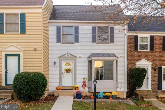 6518 Brookleigh Way, ALEXANDRIA, VA 22315 (#VAFX1098784) :: Eng Garcia Grant & Co.
