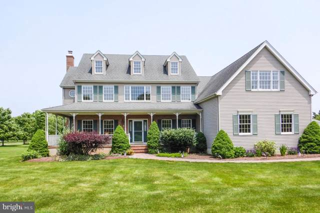 38 Amerman Lane, BELLE MEAD, NJ 08502 (#NJSO112522) :: John Smith Real Estate Group