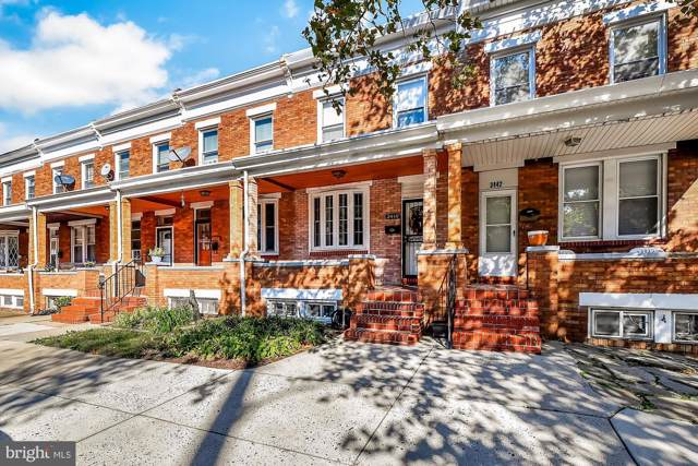 3440 Kenyon Avenue, BALTIMORE, MD 21213 (#MDBA490916) :: The Licata Group/Keller Williams Realty