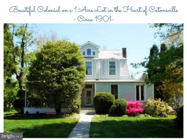 2315 Old Frederick Road, CATONSVILLE, MD 21228 (#MDBC477892) :: The Miller Team