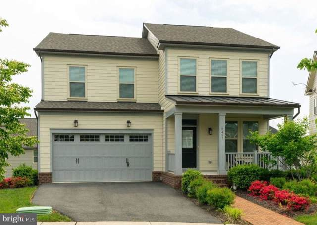 2451 Conqueror Court, DUMFRIES, VA 22026 (#VAPW482466) :: The Dailey Group