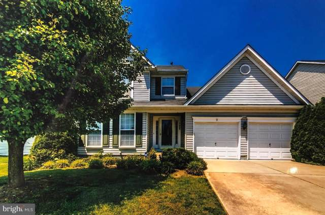 9029 Allington Manor Circle W, FREDERICK, MD 21703 (#MDFR256242) :: AJ Team Realty