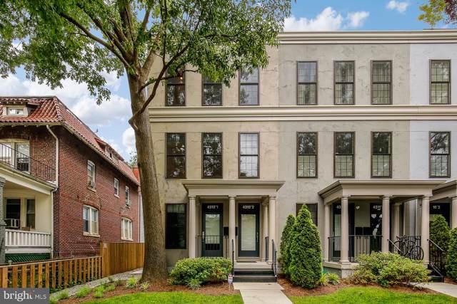 4313 New Hampshire Avenue NW #2, WASHINGTON, DC 20011 (#DCDC449524) :: Eng Garcia Grant & Co.