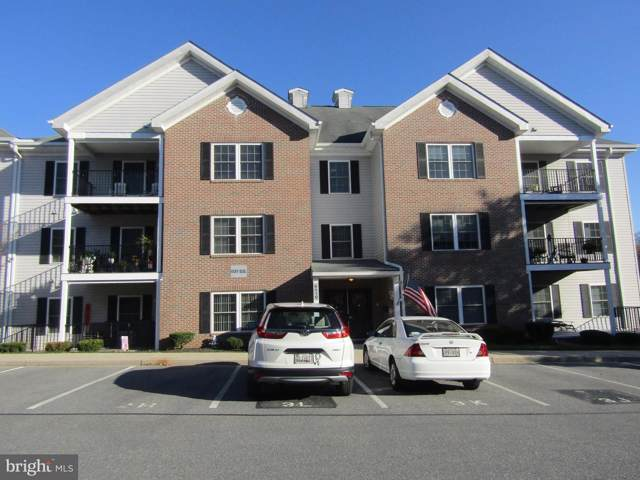 6510 Ridenour Way East 2B, SYKESVILLE, MD 21784 (#MDCR193036) :: Charis Realty Group