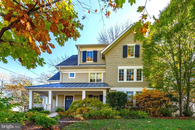 4408 Leland Street, CHEVY CHASE, MD 20815 (#MDMC686426) :: The Miller Team