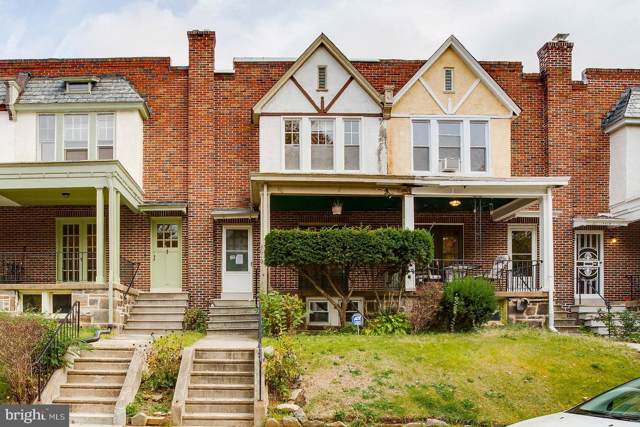 3619 Elkader Road, BALTIMORE, MD 21218 (#MDBA490942) :: The MD Home Team