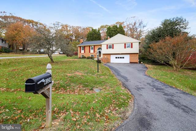 4124 Mt Olney Lane, OLNEY, MD 20832 (#MDMC686428) :: The Speicher Group of Long & Foster Real Estate