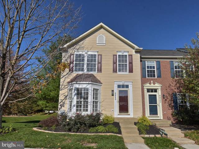 6640 Mcgrath Place, FREDERICK, MD 21703 (#MDFR256254) :: AJ Team Realty