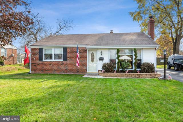 152 Concord Circle, KING OF PRUSSIA, PA 19406 (#PAMC630900) :: Shamrock Realty Group, Inc