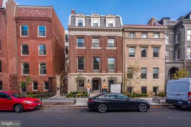 1745 N Street NW #209, WASHINGTON, DC 20036 (#DCDC449536) :: Eng Garcia Grant & Co.