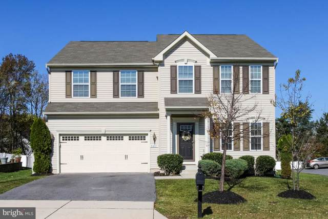 8407 Jacqueline Court, JESSUP, MD 20794 (#MDHW272484) :: The Licata Group/Keller Williams Realty