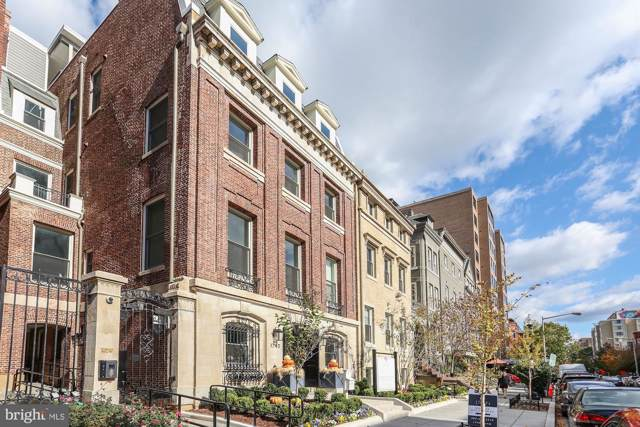 1745 N Street NW #410, WASHINGTON, DC 20036 (#DCDC449538) :: CENTURY 21 Core Partners