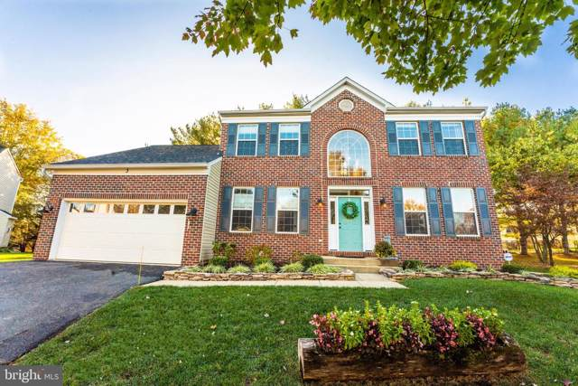 3 Hickory Spring Court, GAITHERSBURG, MD 20882 (#MDMC686448) :: The Speicher Group of Long & Foster Real Estate