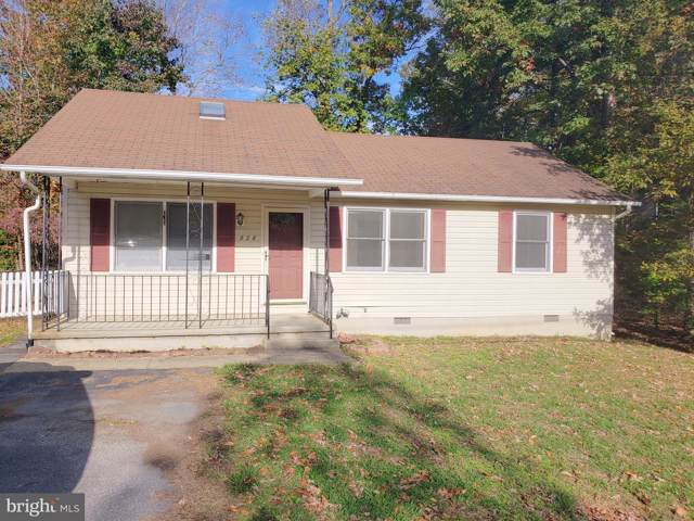 828 Golden West Way, LUSBY, MD 20657 (#MDCA173242) :: Viva the Life Properties