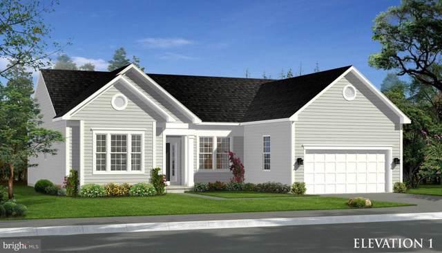 Homesite 140 Calvert Circle Magnolia 2 Plan, BUNKER HILL, WV 25413 (#WVBE172728) :: Dart Homes