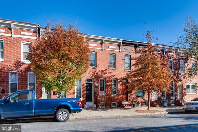 227 N Milton Avenue, BALTIMORE, MD 21224 (#MDBA490984) :: The Dailey Group