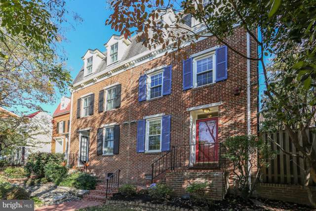 332 S Alfred Street, ALEXANDRIA, VA 22314 (#VAAX241376) :: Dart Homes