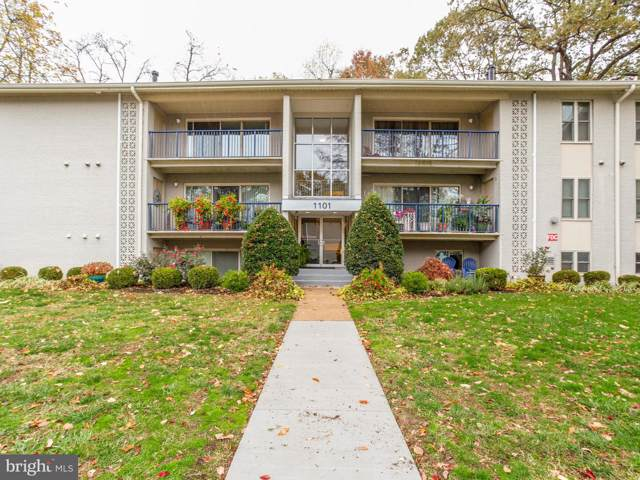 1101 Primrose Court #301, ANNAPOLIS, MD 21403 (#MDAA418448) :: Blue Key Real Estate Sales Team