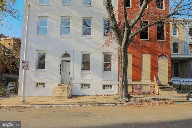 812 W Lanvale Street, BALTIMORE, MD 21217 (#MDBA491002) :: Blue Key Real Estate Sales Team