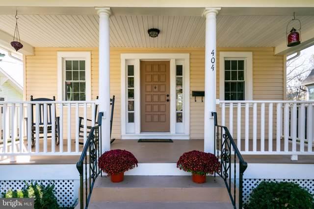 404 S Washington Avenue, MOORESTOWN, NJ 08057 (#NJBL361110) :: John Smith Real Estate Group